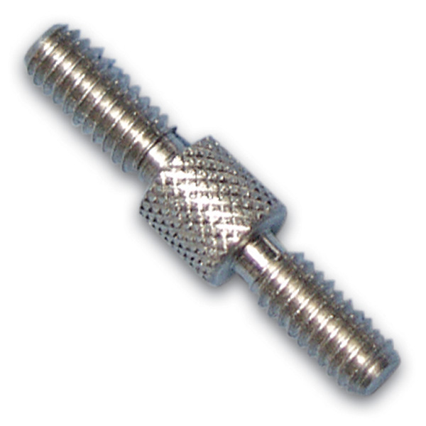 Connector for protrusion rods steel welcome by loci