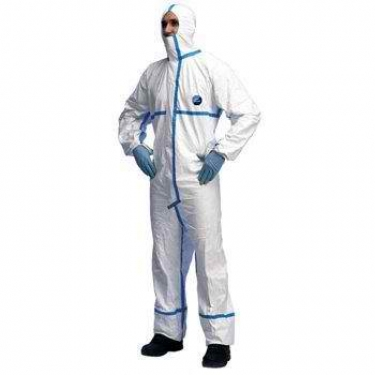 Tyvek Coverall Classic Plus Size Xxxl 100 Pcs Welcome